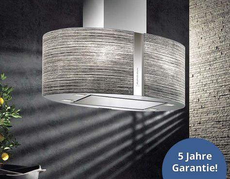 Falmec Mirabilia Elektra LED I 85 Inselhaube Nordsee Küchen - moderne dunstabzugshauben küche