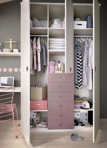 Closet Modernos Juveniles 34 Ideas Bedroom Closet Design Home Room Design Closet Decor