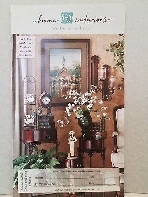 Home Interiors And Gifts Homco Brochure Sales Catalog 2003 Mayy 5 03 99635 Home Interiors And Gifts House Interior Home Interior Catalog