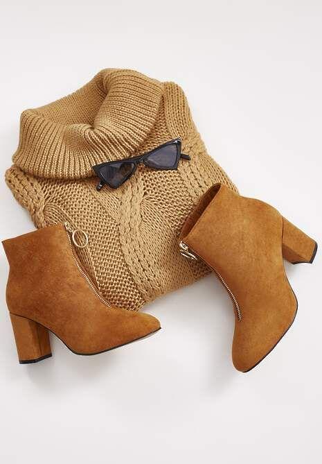 Botki Damskie Zima 2019 Na Renee Pl Night Light Kids Shoes Fashion