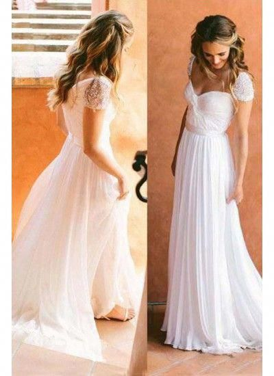 The Designs Of Bridal Gown Alter With The Seasons However There Are A Couple Of Traditional D Wedding Dress Chiffon Summer Wedding Dress Cocktail Dress Wedding