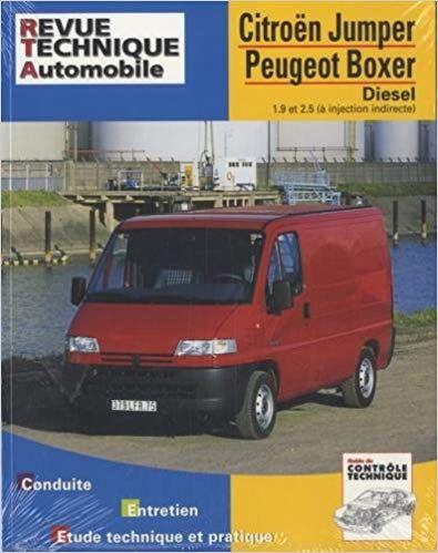 2.5 DIESEL TÉLÉCHARGER REVUE TECHNIQUE PEUGEOT BOXER