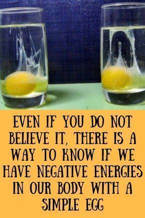 Negative Energy w/Egg Finding | Good information | Spiritual