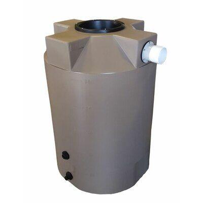 Polymart 100 Gallon Rain Barrel Wayfair In 2020 Rain Barrel Barrel Gallon
