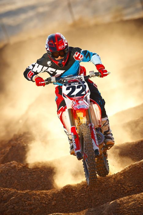 Motocross First Evolved In The U K From Motorcycle Trials