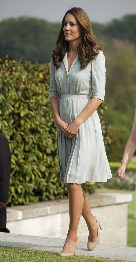 Carole Middleton wears VERY similar Alexander McQueen