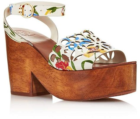 c3785abb1 Tory Burch Women s May Leather Platform Block Heel Sandals - 100% Exclusive