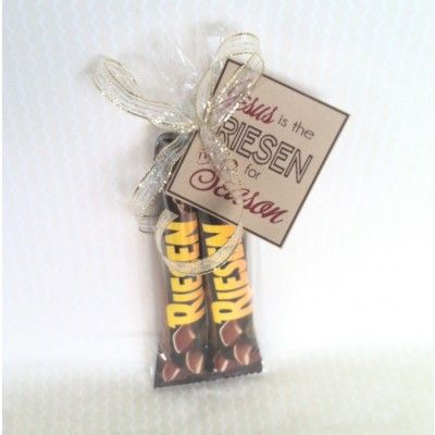 """Christmas - """"Riesen"""" for the Season #candy #gifts #christmas"""