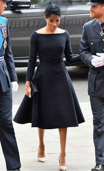 Meghan Markle Black Dress Bing Images Black Dresses Classy Classy Dress Outfits Classy Dress