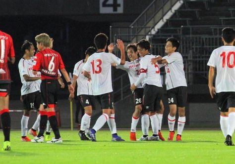 天皇杯試合結果今回ジャイキリを食らったのは名古屋湘南札幌