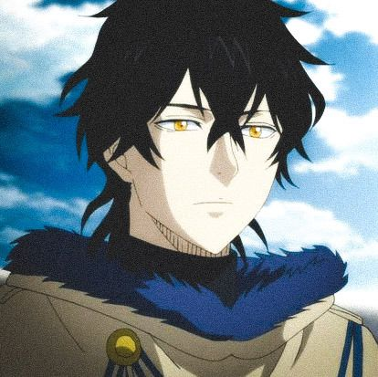 ꮚiconsꮚ Yuno Icons Yuno Black Clover In 2020 Black Clover Anime Anime Boy Sketch Anime Characters