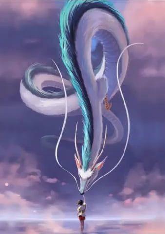 Spirited Away In 3d Ghibli Artwork Anime Scenery Wallpaper Anime Wallpaper