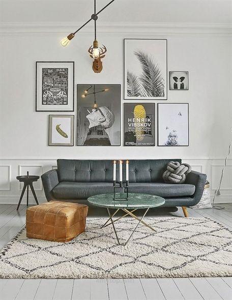 Inspiration: Gallery Walls by Rachel Bernhardt, Portland Realtor…
