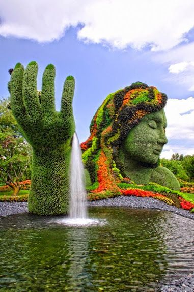 Nothing is quite as tranquil as a retreat to one of the picturesque botanical gardens of maine. Montreal Botanical Gardens Dunya