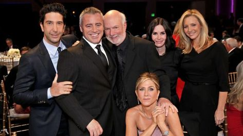 Friends finally reunite for TV tribute show, minus Perry