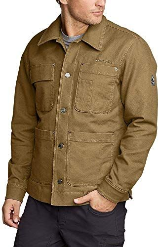 new eddie bauer men s rivet chore jacket online fancylookstar chore jacket cold weather jackets jackets pinterest