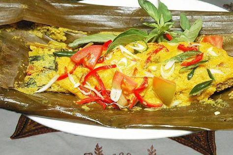 Pepes Ikan Bandeng Resep Masakan Resep Resep Ikan Mas