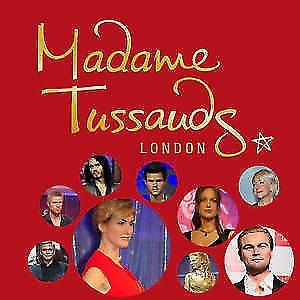 2 X Madame Tussauds Tickets London 31 12 2018 Time 14 45 Free Uk Postage Https Ebay To 2rniz2n Tussauds London Madame Tussauds London Tickets