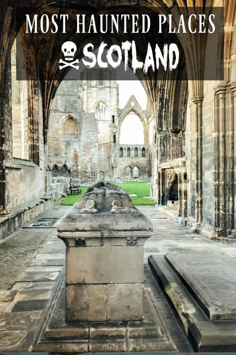 Scotland's Scariest Castles & Ruins! – 2020 World Travel Populler Travel Country Scotland History, Scotland Uk, England And Scotland, Scotland Travel, Ireland Travel, Scotland Trip, Most Haunted Places, Scary Places, Mysterious Places
