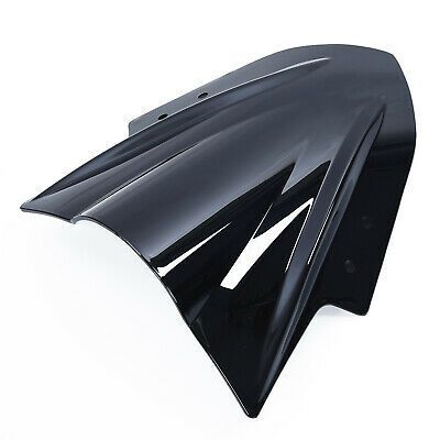 Anzeige Ebay Motorcycle Black Windshield Windscreen Fur Kawasaki Ninja 3 Body And Frame Motorcycle Parts And Accessories