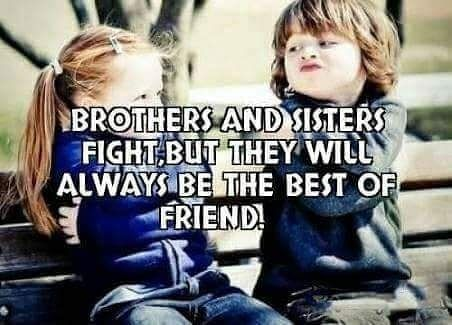 Sister Brother Relationship Is Like Tom And Jerry They Tease Each Other Knock Down Each Other Irrita Brother Quotes Friendship Humor Friendship Quotes Funny