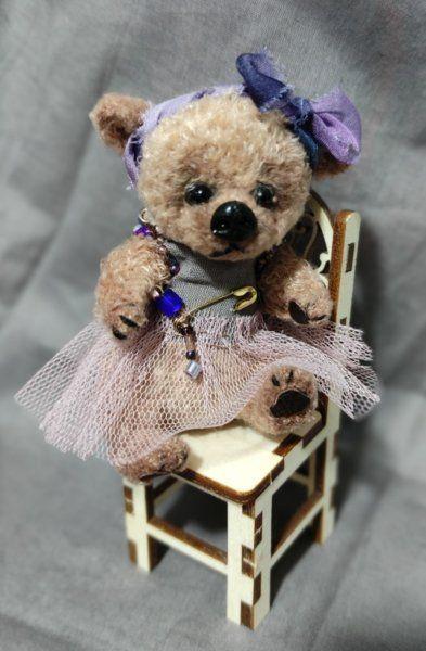 baby bear by i am