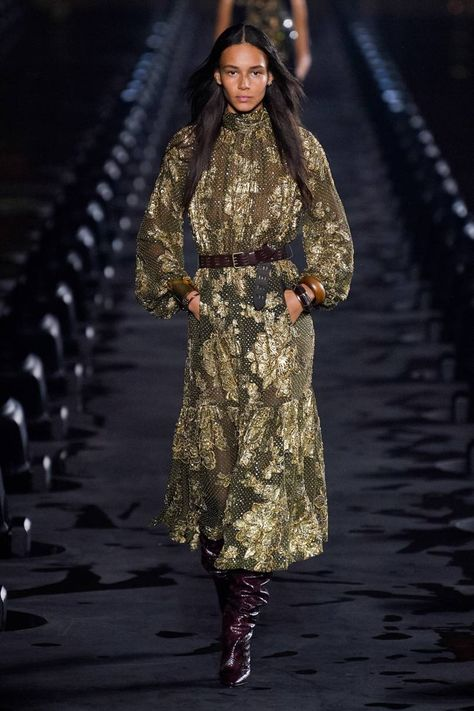 Saint Laurent Spring/Summer 2020 Ready-To-Wear Collection, Georgia Papadon | Classy and fabulous way of living