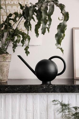Orb Watering Can Indoor Watering Can Indoor Watering Ferm Living