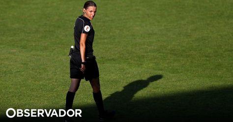Domingo, pela primeira vez na história, uma mulher vai arbitrar um jogo da liga francesa