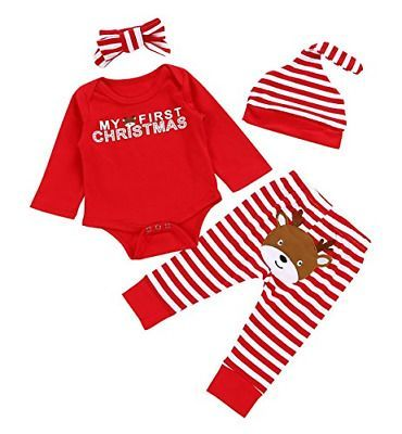 Best gift ever personalized baby Christmas outfitBaby 1st Christmasfirst Christmas outfitbaby boy Christmas outfitBaby girl Christmas