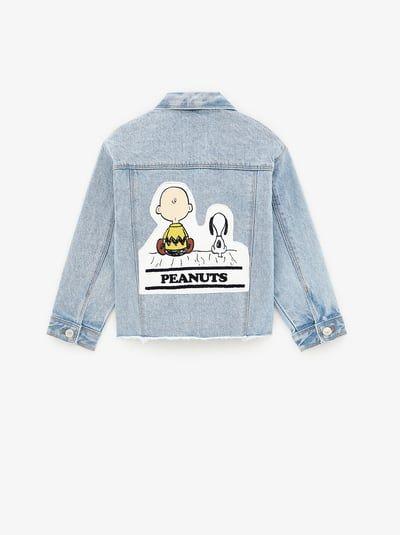 Girls Outerwear New Collection Online Zara United States Abrigos Para Niñas Zara Estados Unidos Chaquetas De Mezclilla