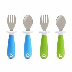 Best Baby Spoons For Self Feeding Baby Utensils Baby Spoon Baby Food Utensils