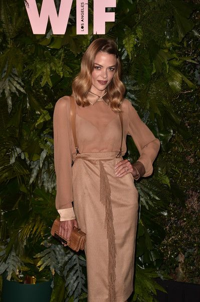 Jaime King attends Max Mara: WIF Face Of The Future at Chateau Marmont.