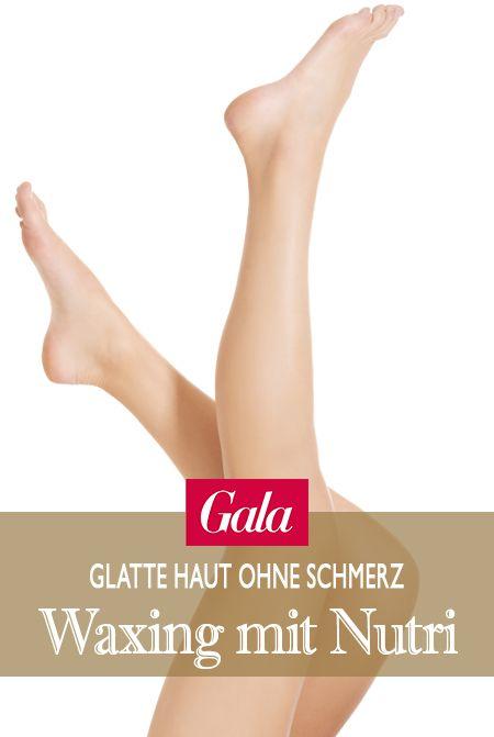 Waxing Ohne Schmerz Dank Betaubung Glatte Haut Epilieren Schmerz