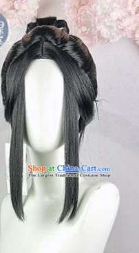 Traditional Chinese Cosplay Imperial Consort Wigs Sheath and Hair Accessories Ancient Goddess Chignon for Women Kawaii Hairstyles, Wig Hairstyles, Chinese Hairstyles, Japanese Hairstyle Traditional, Traditional Chinese, Kawaii Wigs, Goddess Hairstyles, Hair Reference, Asian Hair