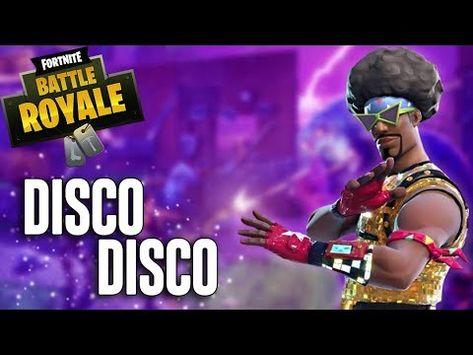 Disco Disco! Fortnite Battle Royale Gameplay – Ninja #Gameplay #BattleRoyale