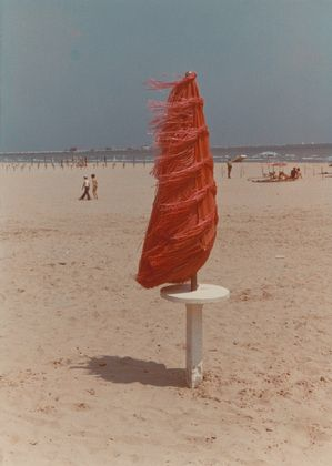 IMarina Di Ravenna I From The Series IKodachrome 1972 Vintage C Print 9 X 6 Inches 25 17 Cm