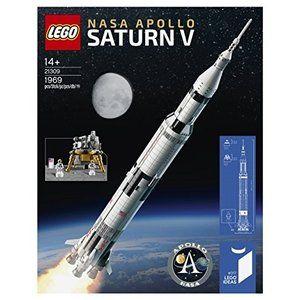 LEGO Ideas NASA Apollo Saturn V 21309 LEGO