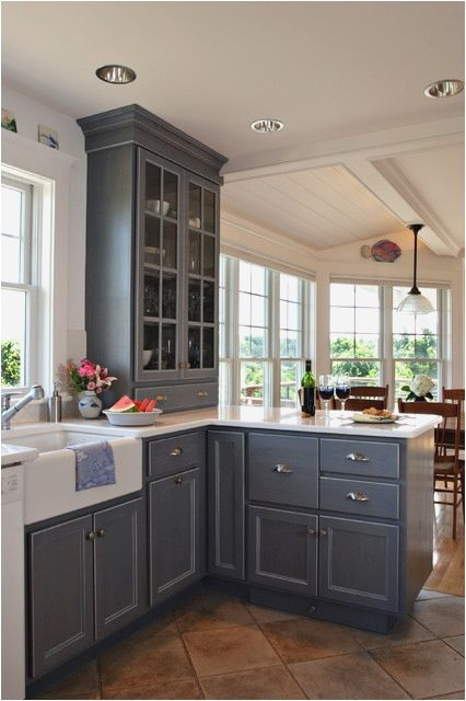 Cape Cod Home Renovation Traditional Kitchen Boston Kitchen Cabinet Layout Kitchen Remodel Small Kitchen Renovation