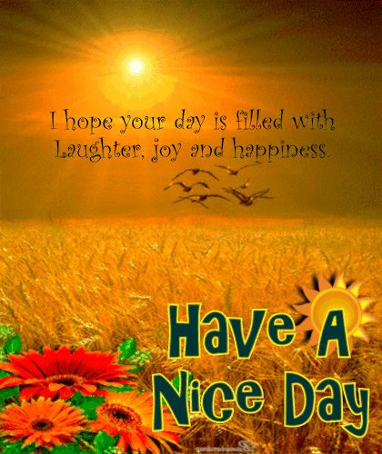 A little #TuesdayMotivation for you~ spread happiness all around with this #ecard. #GoodMorning