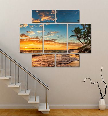 Split Canvas Prints Custom Multi Panel Canvas Photo Prints Canvas Photo Prints Photo Canvas Photo Wall Art