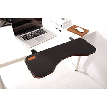 Computer Laptop Arm Support Height Adjustable Armrest Desk Extender Laptop Arms Height Adjustable Shelves