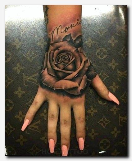 Rosetattoo Tattoo Mother S Day Tattoo Ideas Bird Chest Tattoo Polynesian Tattoo Flower Meaning Easy Cute Hand Tattoos Hand Tattoos For Women Hand Tattoos