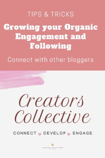 Creators Collective: Engagement & Networking. For French and Global Blogger, Influencers, artists,  musicians, hair, beauty professionals, and other creatives. Our mission is to help you boost your social media and business presence. Gain access to freebies, templates, and mentorship.#facebookmarketing #instagrammarketing #pinteresttips #pinterestmarketing #instagramtips #facebooktips #contentstrategy #contentcreation #bloggingtips #bloggingformoney #bloggingforbeginners #frenchbloggers