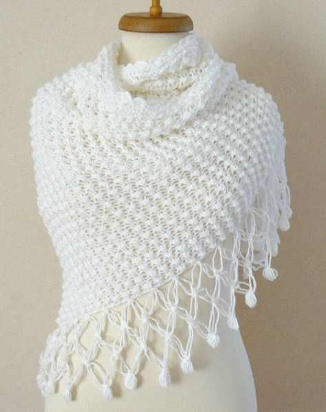Handmade White bridal Shawl Organic cotton Shawl White Shawl Bubble gum shawl    This lovely flower shawl can be used day and night. It is so cute and soft. You will love to wear it. Made from lots of big daisy flower patterns. Crochet by Luxury Mohair yarn    YOU CAN CHOOSE ANY COLORS    Keep you