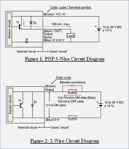 Two Wire Inductive Proximity Sensors The Universal Donor Proximity Switch Circuit Diagram