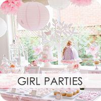 Party Idea Website