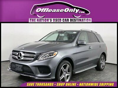 Ebay Advertisement 2017 Mercedes Benz Other Gle 400 4matic Awd
