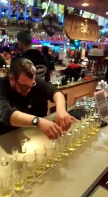 Bartender Skills Funny Clips Bartender Wow Video