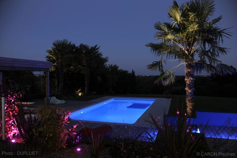 14 best By night images on Pinterest Swimming pools, Bonheur and Night